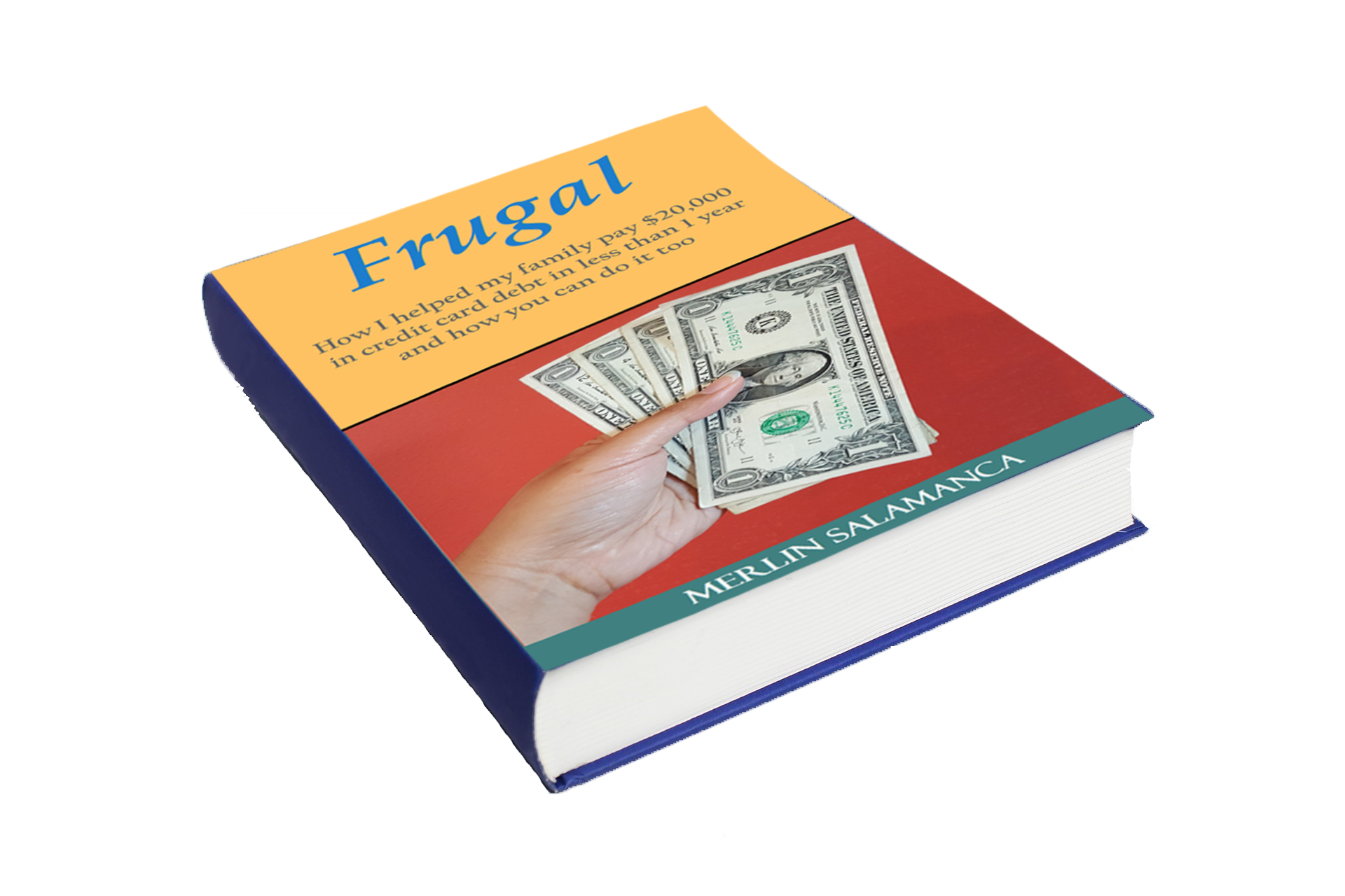 Frugal by Merlin Salamanca e-book